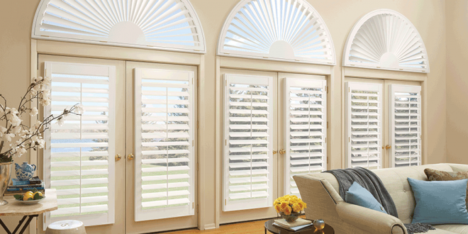 No matter your window's shape and size, we have a treatment for you.