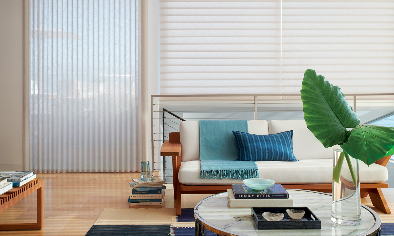Blue Sky Shutters And Shades Hunter Douglas Reno