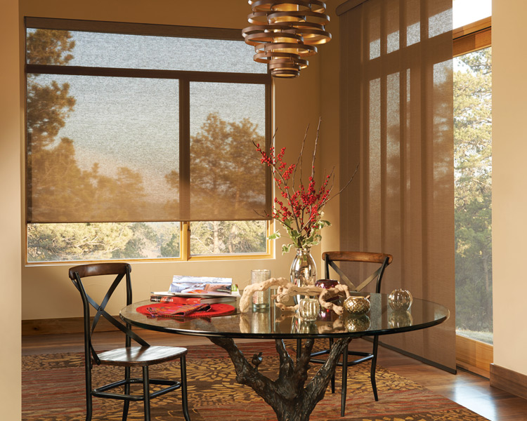 motorized vertical shades for doors Reno NV