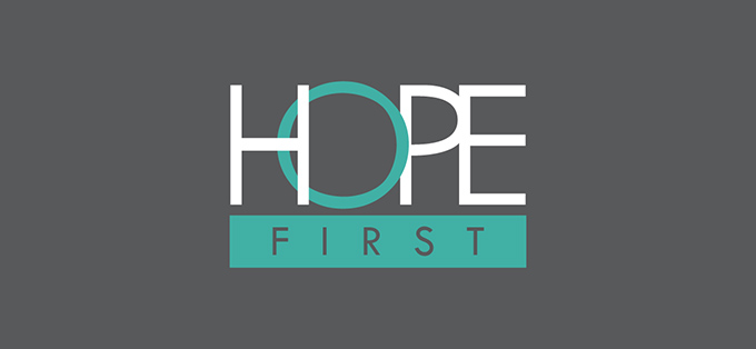 hope first charity logo in Reno