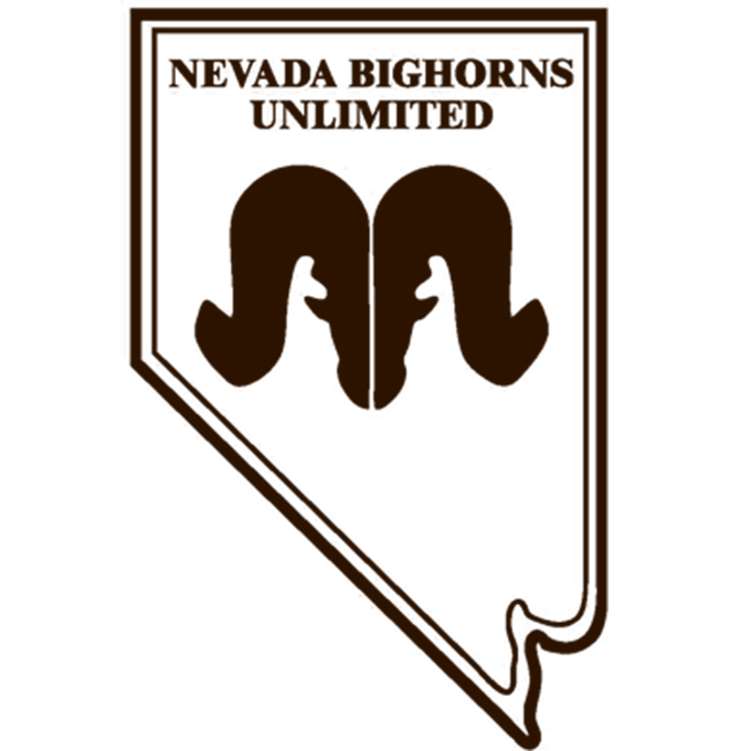 nevada bighorns unlimited logo for charity in Reno