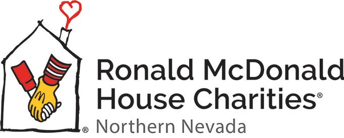 Ronald Mcdonald house charities logo in Reno