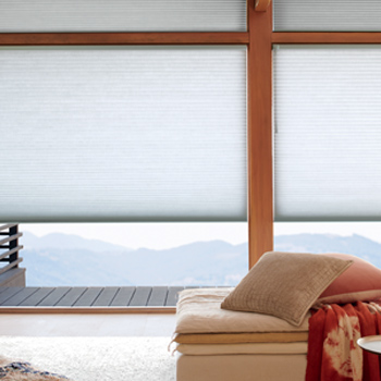 energy efficient window covering solution Hunter Douglas energy efficient shades Reno