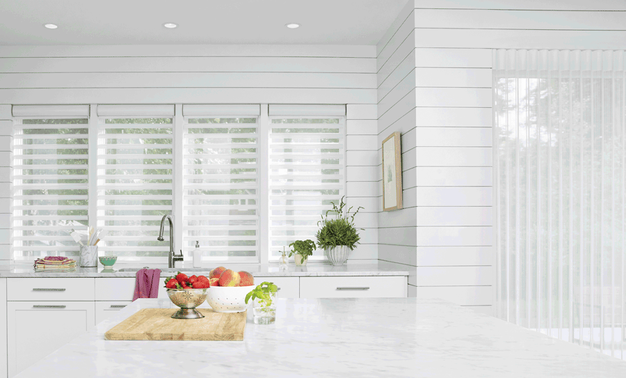 shades that match throughout your Reno home
