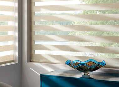 hunter douglas banded roller shades Reno NV