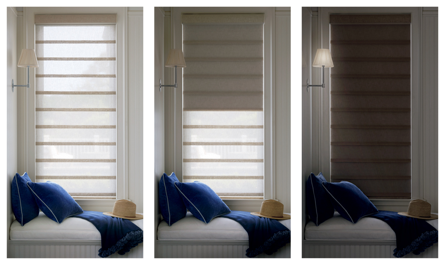 Dual shades: window covering innovations in Reno.