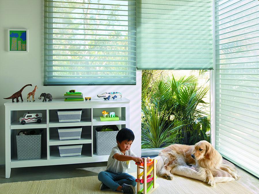 cordless child safe blinds