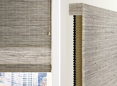 provenance woven woods with dual shades Reno NV