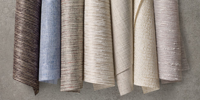 large selection of roller shade textured fabrics in Reno NV