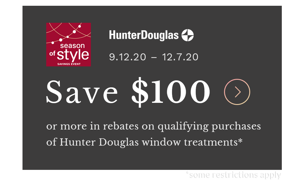 Hunter Douglas window shades for sale Reno NV