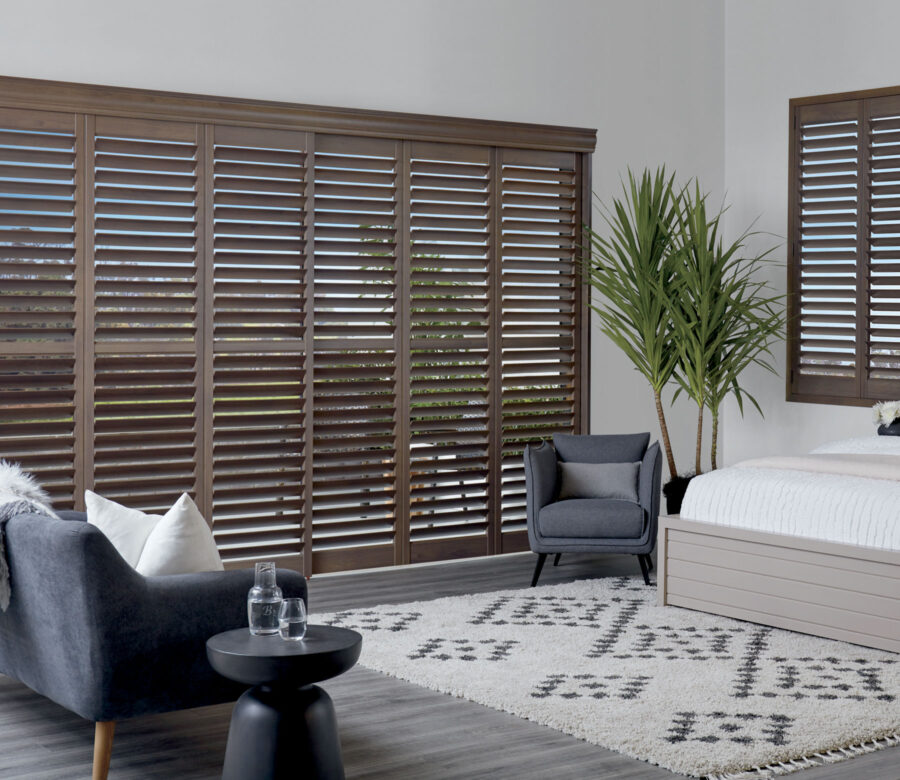 newstyle shutters master bedroom reno nevada home
