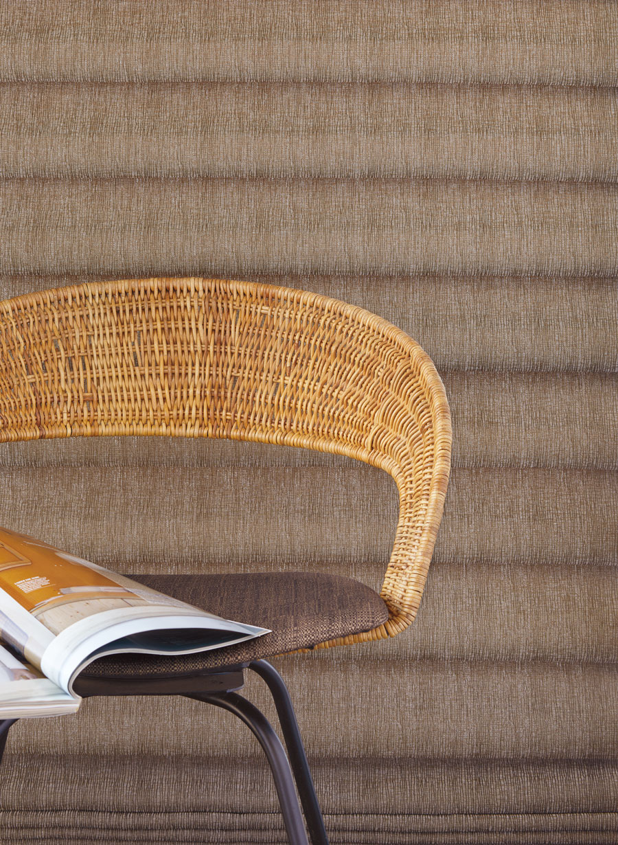 brown roman shades to enhance your home