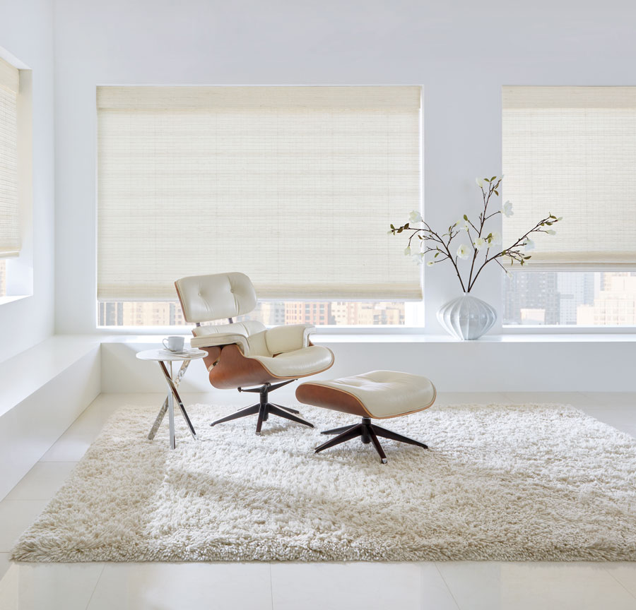 ivory woven wood shades in these fabrics for your Reno NV home